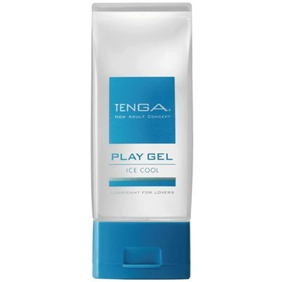 TENGA PLAY GEL (ICE COOL)
