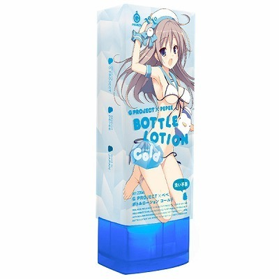 G PROJECT x PEPEE BOTTLE LOTION (コールド)